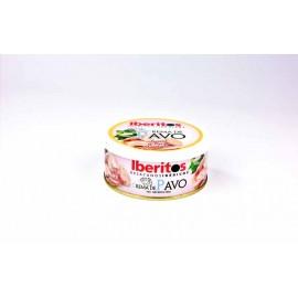 IBERITOS CREMA DE PAVO 250 Gr