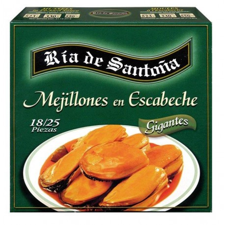 MEJILLON ESCABECHE