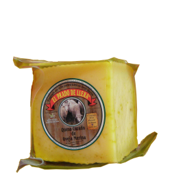 QUESO OVEJA VIEJO 1/2 -NOGALES-