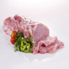 Cerdo fresco blanco